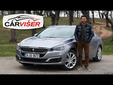 Peugeot 508 Test Sürüşü – Review (English subtitled)