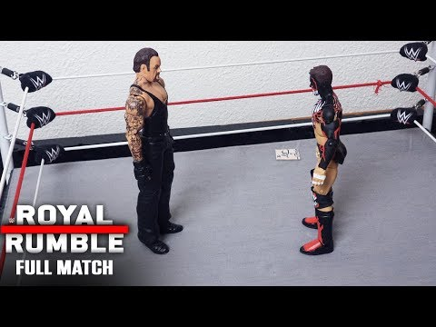 FULL MATCH — Royal Rumble Match: WWE Royal Rumble 2017