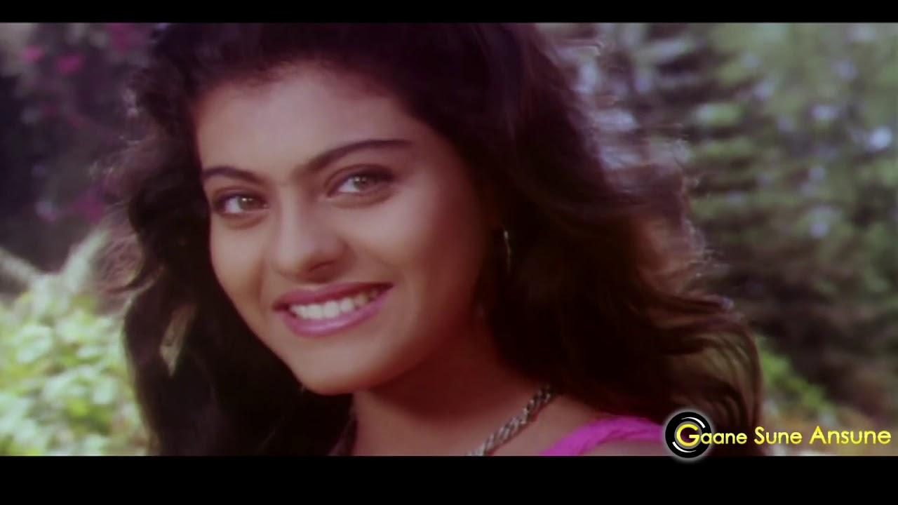 Download Khat Maine Tere Naam Likha   Kumar Sanu, Asha Bhosle   Bekhudi 1992 Songs  Kajol