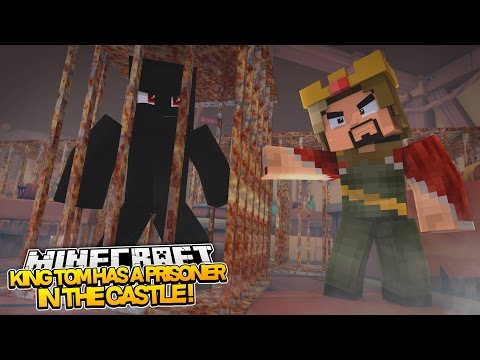 DAD IS HIDING A PRISONER IN THE CASTLE!Minecraft Royal Family w/LittleKellyandCarly(Custom Roleplay)