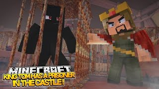 dad is hiding a prisoner in the castle minecraft royal family w littlekellyandcarly custom roleplay