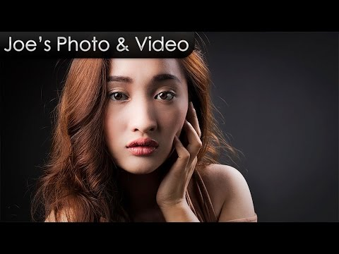Creating Your Own Home Studio On A Budget - Basic Portrait Photography Gear