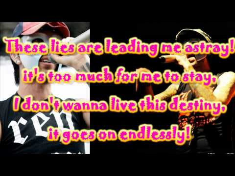 Hollywood Undead - This Love, This Hate Lyrics FULL HD