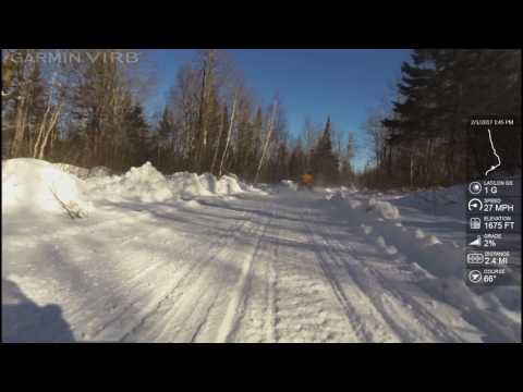 Yukon Trail to Knotted Pine