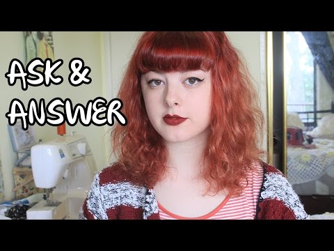 Ask & Answer (and Alliteration!) with Annika