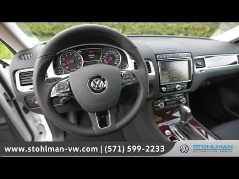 2016 VW Touareg Walkaround | Stohlman Volkswagen of Tysons