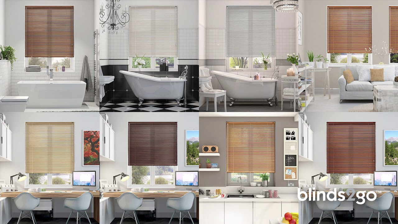 wood white timber budget quality shop cheap lookalike venetian blinds go pvc