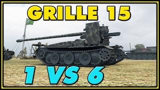 World of Tanks | Grille 15 - 7 Kills - 9.9K Damage