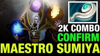 2K COMBO CONFIRM BY MAESTRO SUMIYA - INVOKER - Dota 2