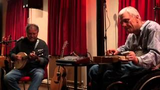 Mandolin Man (Theessink) cover by Tom Doughty and Graham Be