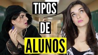 TIPOS DE ALUNOS - Roberta Pupi