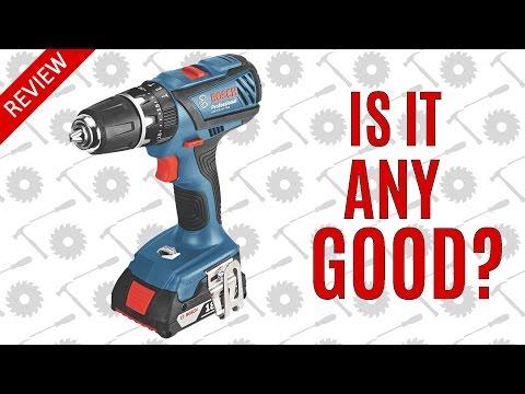 Independent Review - Bosch GSB18-2-LI Plus 18V 1.5Ah Li-Ion Cordless Combi Drill