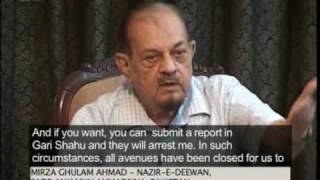 Why were Ahmadis killed in Lahore? 35yrs state persecution (English Subtitles p1/3)