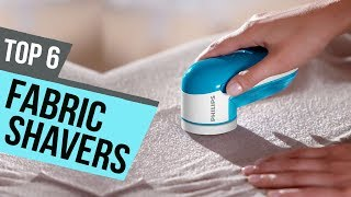 6 Best Fabric Shavers 2018 Reviews