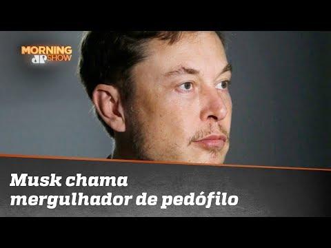 Resgate na Tailândia: Elon Musk chama mergulhador de pedófilo