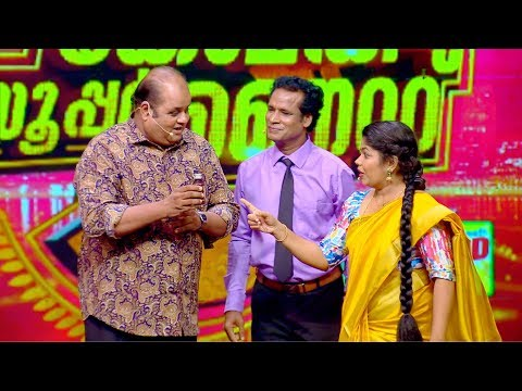 Comedy Super Nite - 3 with സുനിൽ സുഗത│Flowers│Ep# 24