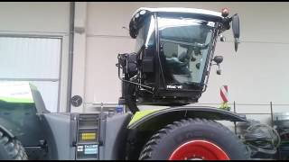 Claas Xerion 4000 TRAC VC Rotating Cab