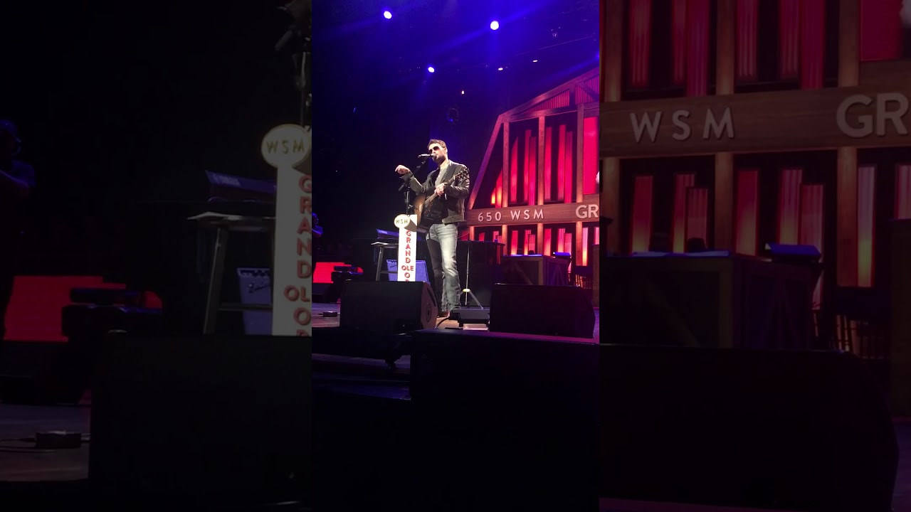 Eric Church - Grand Ole Opry & Eric Church - Grand Ole Opry - YouTube