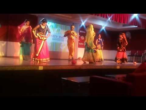 Krishna mashup song dance😘