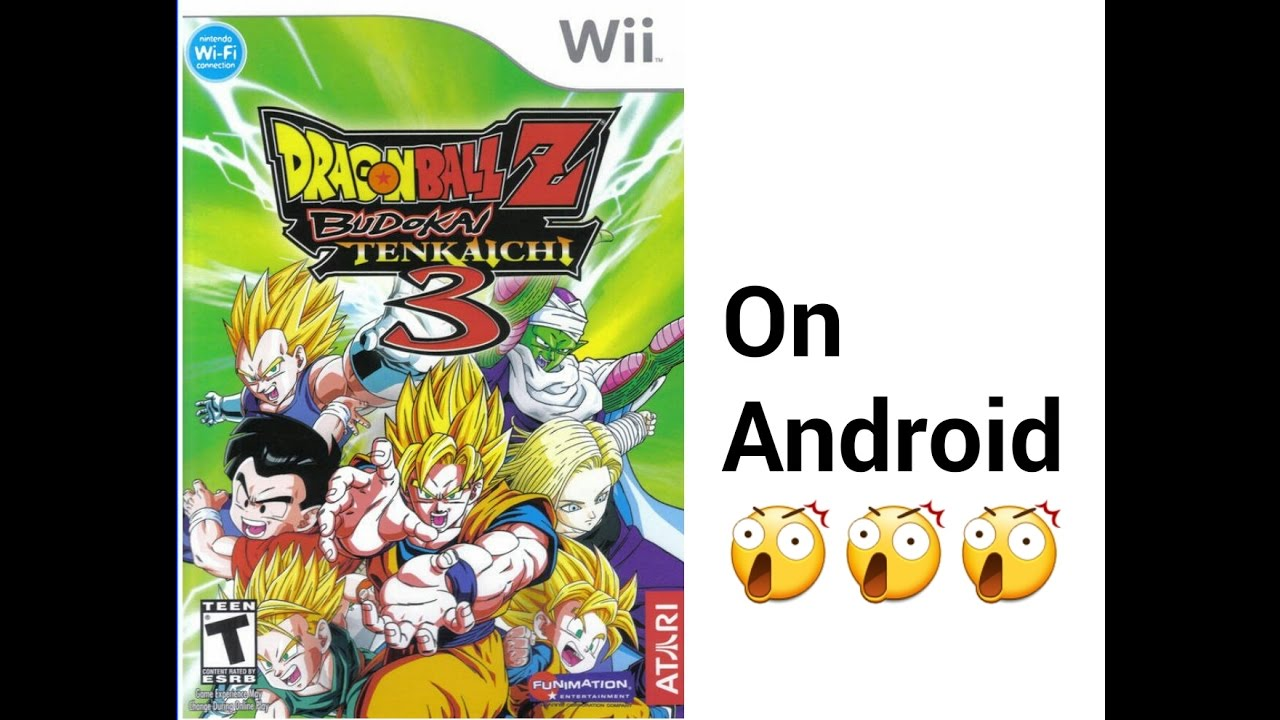 Dragon Ball Z Budokai Tenkaichi 3 Apk Download For Android