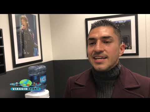 Riverside Rocky Josesito Lopez talks about the daily routine for a fighter. Vegan? Not for me