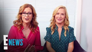Jenna Fischer & Angela Kinsey Pay Homage To Michael Scott On Boss's Day | E! News