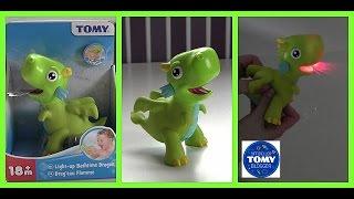 Badespaß Drache ♥ Wasser spuckender Drache für die Badewanne | TOMY Toys