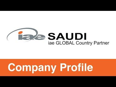 iae SAUDI Profile - English