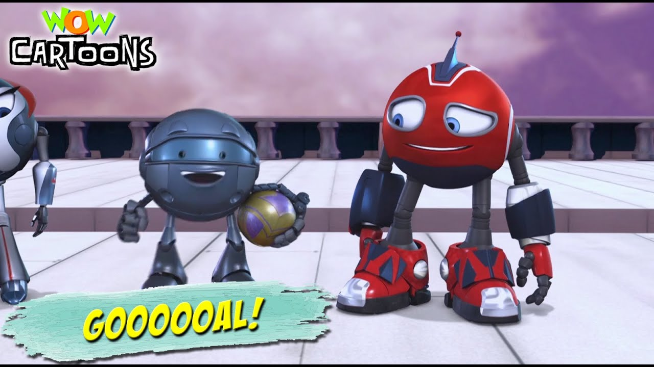 Rollbots | Ep 12 | Action Cartoon Video | Cartoons for Kids | Wow Cartoons