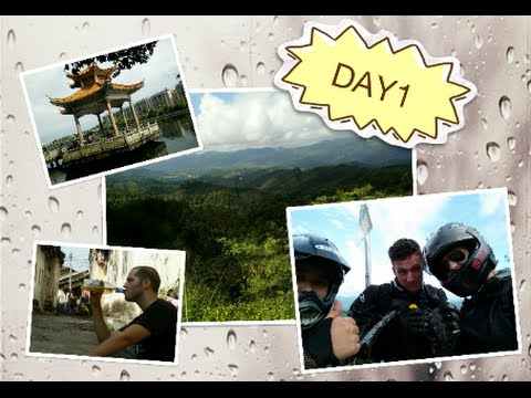 Day 1 - Scouting Southern China