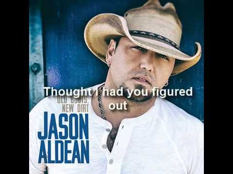 Jason Aldean - Tryin' To Love Me (Lyrics)