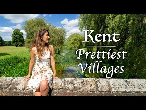 The MOST BEAUTIFUL Villages And Towns In Kent, England