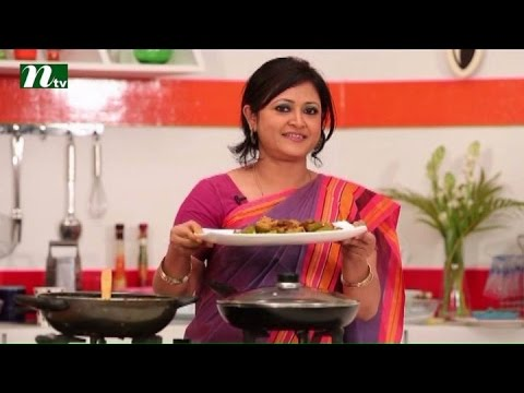 Today's Kitchen (টুডে'স কিচেনে)   Episode 41   Food programme