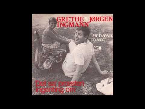Grethe Ingmann - Der Blæser En Vind (1969)