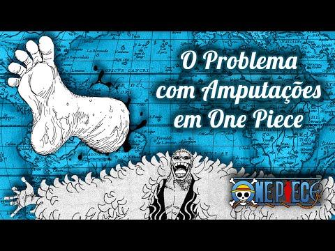 O Problema com Amputações em One Piece (All Blue Debate)