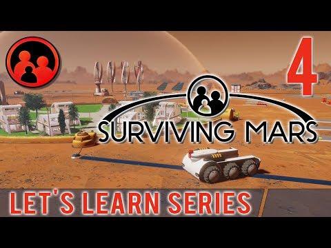 Let's Learn Surviving Mars Together! Part 4 - How do we make money?