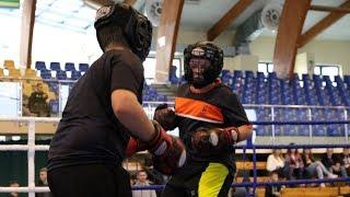 Mateusz Kacprzak (Fight Academy Ostrołęka) - Miłosz Fąk (Fight Academy Ostrołęka)