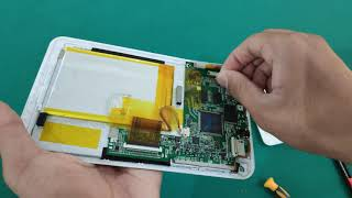 Prestigio multipad 7.0 Ultra + teardown +screen repair