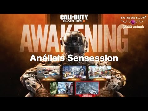 Call of Duty Black Ops III DLC#1 Awakening Análisis Sensession