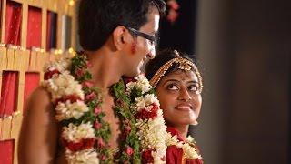 Sruthy with Ravikrishnan