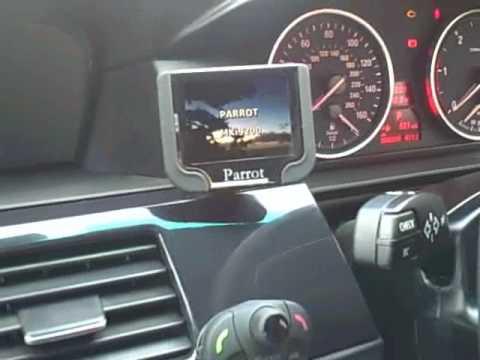 Parrot MKi9200 - YouTube