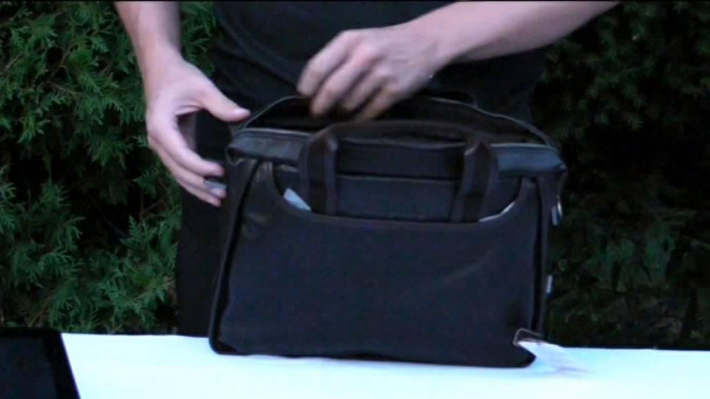 4037a93758016 Pánská kožená taška Feger Deluxe - recenze - z-ciziny.cz - YouTube
