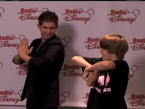 Justin Bieber on Radio Disney's Celebrity Take with Jake - Extended Version