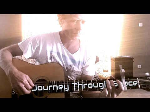 Journey Through Space Song by 12 String Guitarist Ylia Callan