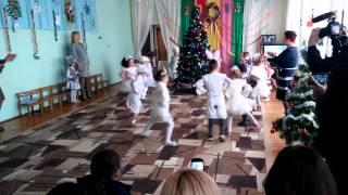 Новогодний утренник в детском саду #1