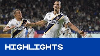 HIGHLIGHTS | LA Galaxy - Chicago Fire