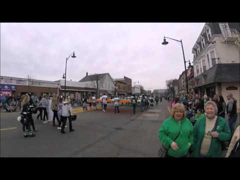 Woodbridge St. Patrick's Day Parade 2016 Full HD