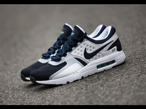 Nike Air Max Zero Overview & On Feet