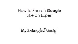 Video How to Search Google Like an Expert download MP3, 3GP, MP4, WEBM, AVI, FLV Agustus 2018