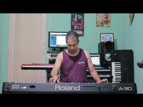 Roland A-90 ex ( Test Sounds)